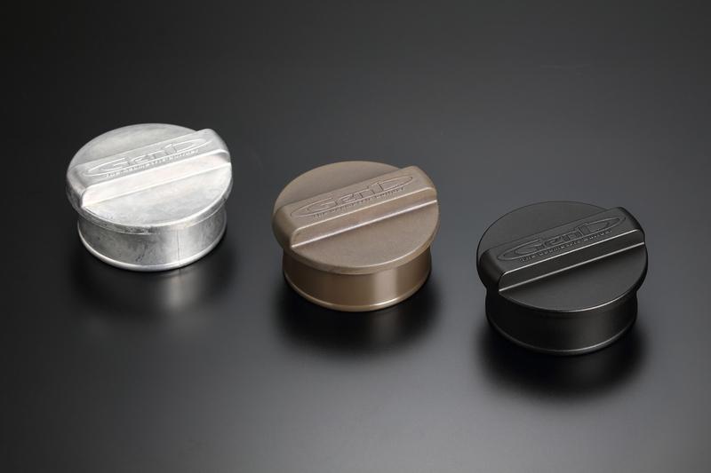 軽量&高強度を誇るアルミダイカスト製法を採用。さらに、耐腐食性に優れるアルマイト処理と強靭な焼付塗装を施すことで耐久性を確保。