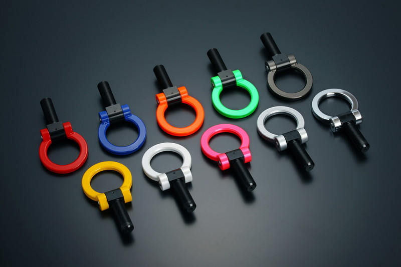 ファッショナブルな全10種類のカラーを設定。ボディカラーに合わせたコーディネートが可能。