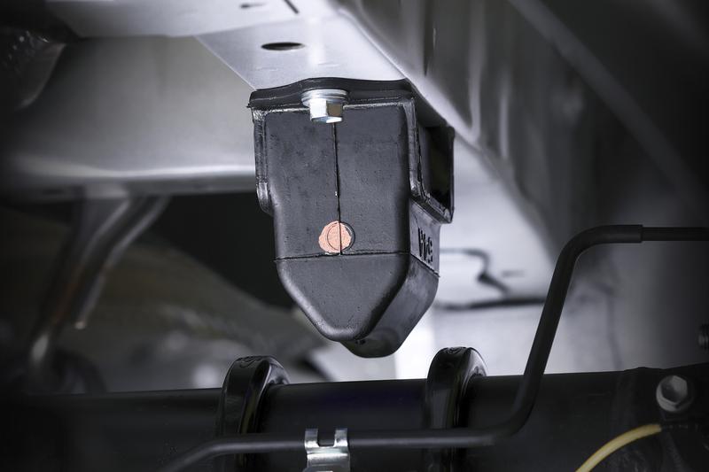 ■純正バンプストッパー バンプタッチする度に不快な突き上げが発生。
