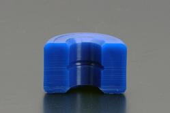 軟質合成樹脂を専用型に流し込んで成形したオリジナルスペック。