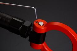 摺動部にボールロック機構を採用。全長調整式を採用。